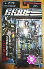 G.I. JOE PURSUIT OF COBRA JUNGLE B.A.T FIGURE