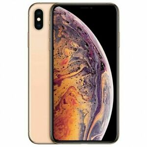 Nuevo - Apple iPhone XS Max - 64GB - Oro (Libre) (Dual SIM)