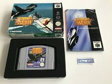 Aerofighters Assault - Nintendo 64 N64 - PAL EUR 1 - Avec Notice