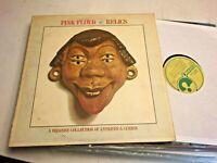 Relics lp vinyl PINK FLOYD rare syd barrett harvest sw-759 us orig collection !!