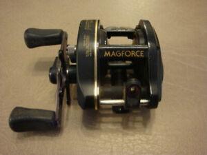 Daiwa Procaster Magforce Hi-Speed Baitcasting FISHING REEL # PMA 10S
