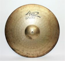 "Discontinued Paiste 402 Plus 20"" Ride Germany Made Cymbal #85731"