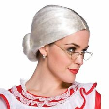LADIES MRS CLAUSE WIG WIGS