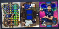 2017-18 Panini Select SOCCER ANTONIO CANDREVA 3 Card Lot PRIZM PARALLEL /99 125