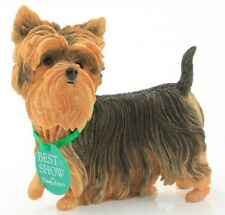 "Country Artists Best in Show ""Yorkshire Terrier* No: 03354-rare"