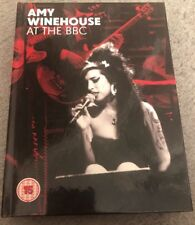 CD Music Amy Winehouse At The BBC 4 disc DVD Video Boxed Red