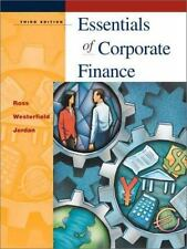 NEW: Essentials of Corporate Finance 3e, PowerWeb, Student Problem Manual