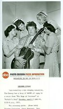 TIM CONWAY AS BEATLES PERFORMER SEXY NURSES MCHALE'S NAVY ORIG 1964 ABC TV PHOTO