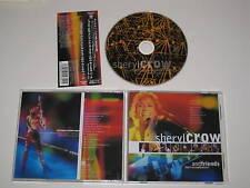 SHERYL CROW/S.CROW&FRIENDS-LIVE (A&M 1294) JAPAN CD+OBI
