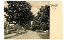 Stanfordville NY - STANFORD AVENUE EAST - Postcard