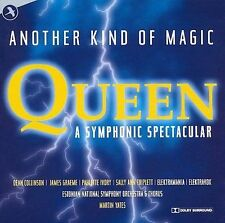 QUEEN Another Kind of Magic by The Estonian Nat'l Symphony Orch. (2 CD SET)