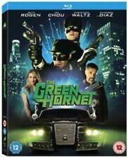 The Green Hornet Blu-ray 2011 Region