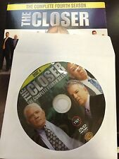 The Closer - Season 4, Disc 4 REPLACEMENT DISC (not full season)