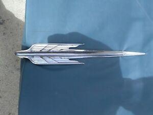 1956 Chrysler Hood Ornament '56