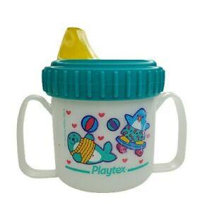 Vintage 1997 Playtex Toddler Sippy Cup