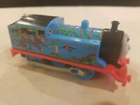 Thomas The Train - ZOO Pattern GUILLANE Motorized Engine 2013 Tested Works