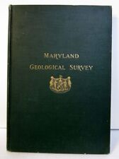 1926 MARYLAND GEOLOGICAL SURVEY: Kent County (HB Johns Hopkins)