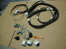 BIG DOG MOTORCYCLES OEM 2002 MAIN WIRING HARNESS W/SUB HARNESS & CONNECTORS S&Y