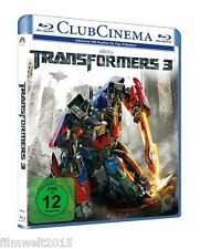 Transformers 3 [Blu-ray](NEU & OVP) Im dritten Teil von Michael Bay - Master of