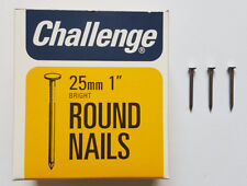 "1"" DIY Wood Nails Round Head Used For Wood Constructions"
