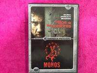 HIJOS DE LOS HOMBRES Y 12 MONOS COLECCION 2 DVD CHILDREN OF MEN & 12 MONKEYS