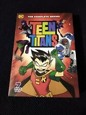 Teen Titans The Complete Series Seasons 1-5 (Dvd, 2018)