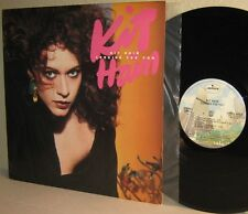 1982 KIT HAIN Promo LP Looking For You Ex / Ex