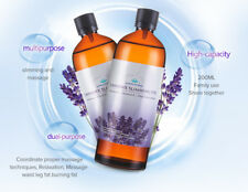 Lavender Essential Oil for Slimming and Relaxing Body