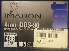 Imation 3M DDS-1 90m Dat Data Tape Cartridge