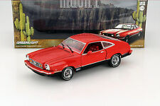 Ford Mustang II Mach 1 Year 1976 rot / black 1:18 Greenlight