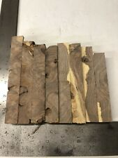 8 Mesquite Burl Wood Pen Blanks Turning Blanks Real Burl ! Not Root Wood !