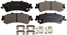 Disc Brake Pad Set-4WD Rear Monroe GX792