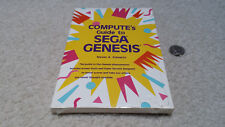 NEW Compute's Guide to Sega Genesis, SEALED, 30 games reviews and super secrets