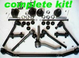 Master Steering rebuild Kit big Buick,Olds,Pont 1977-96