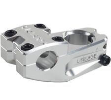 Haro Lineage Top load 1-1/8 52 MM BMX Stem Silver