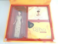 Barbie Doll Collectors Golden Qi-Pao Doll 1998 Mint in Box