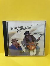Snooky Pryor & Mel Brown 🎵  Double Shot! - MUSIC CD🎵 FREE POST