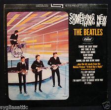 THE BEATLES-SOMETHING NEW-CAPITOL #ST-2108-Purple Label-Lennon-McCartney-Britpop