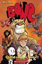 Bone: Quest for the Spark #3-ExLibrary