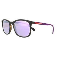 9309eb3123 Prada Sport Gafas de Sol 01ts U61129 Havana Gomilla vía Láctea Espejo Azul