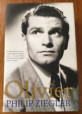 Olivier by Philip Ziegler (2014, Hardcover Biography) 467 Pages MacLehose Press