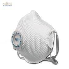 3er Pack Moldex Staubschutz-Maske FFP1, Atemventil, Feinstaubmaske, Mundschutz