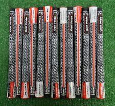 13X Golf Pride Z Grip ALIGN Midsize Golf Club Grips Full Set Black/Red