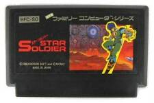 STAR SOLDIER FAMICOM ROM JAPAN