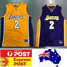 aff51cf8b37 Lakers Lonzo Ball Jersey , Gold Color Or Purple Color