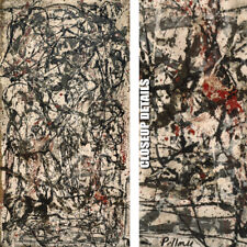 """28W""""x54H"""" ENCHANTED FOREST 1947 by JACKSON POLLOCK ARTTOCANVAS CHOICES of CANVAS"""
