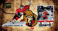 IMPORTS DRAGON NHL LIMITED EDITION SENATORS - JEAN GABRIEL PAGEAU FIGUR - NEU