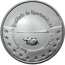 Pièces euros du Portugal pour 5 Euro Année 2007