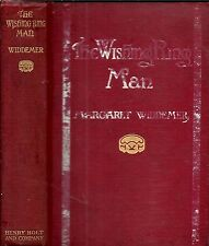 1917 1ST WISHING RING MAN ILLUSTRATED WILLY POGANY HUNGARY ARTIST PULITZER