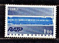 TIMBRES DE FRANCE N°1804  METRO REGIONAL  NEUF SANS CHARNIERE